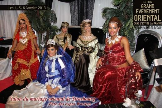 Salon du mariage oriental strasbourg strasbourg - Salon du mariage oriental ...