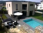 Une superbe villa contemporaine dans les faubourgs de Mulhouse !