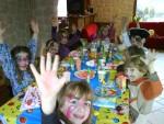 Organisation de gouter d anniversaire enfants à domicile 77