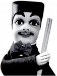 Théâtre de marionnettes guignol