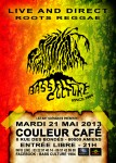 BASS CULTRE  (Reggae) live and direct