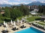 Crans-Montana - Alpes Suisses - Beaux vastes studios piscines