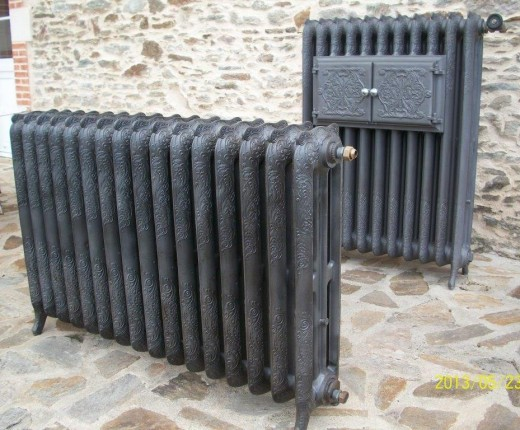 radiateur fonte nantes. Black Bedroom Furniture Sets. Home Design Ideas