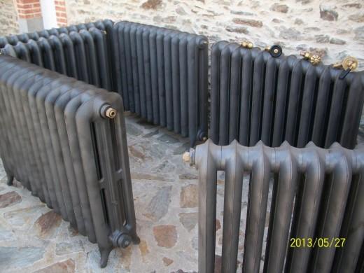 Radiateur en fonte perfect radiateur fonte rococo occasion with radiateur en fonte radiateur - Radiateur fonte occasion ...