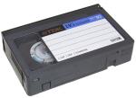 Je transfère vos cassettes vidéo VHSC en DVD !