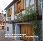 Maison alsacienne rénovée colmar munster !