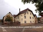 Maison a vendre sans frais d'agence Reichshoffen Alstom