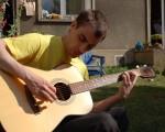 Cours de guitare folk (Tours/agglo)