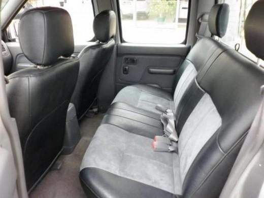 Nissan Pick Up 2.5 tdi 133 double cabine vintage s 3