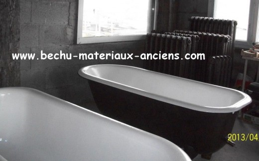 baignoire en fonte ancienne r nov e nantes. Black Bedroom Furniture Sets. Home Design Ideas