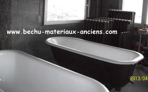 baignoire en fonte ancienne r nov e nantes. Black Bedroom Furniture Sets. Home Design Ideas
