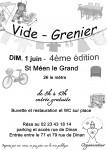 4ème édition du vide grenier - Hameau de Colivan - 01/06/2014