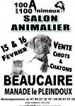 Salon chiot annimalier 15/16 février beaucaire