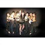 Spectacle cabaret burlesque féminin