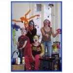 Babounette la Clownette- animations - maquillage - ballons