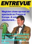 Interview de ma passion devenue mon métier de magicien...
