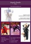 Robe Salsa, robe de danse sportive, chaussures de danse latine 2