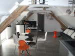 Loft design appartement Gîte