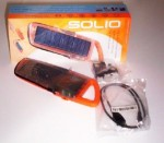 Chargeur solaire portable Solio Hybrid 1000