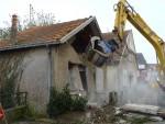 Démolition de maisons-assainissement- débarras