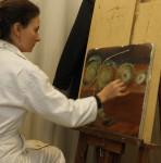 Stage de peinture à fresque ( fresco) 2