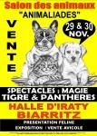 Salon animalier 29 et 30 novembre