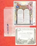 BLOC PHILEXFRANCE 1989 BICENTENAIRE DE LA REVOLUTION FRANCAISE