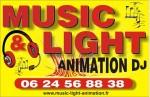 Animateur DJ Mariage Music & Light Animation PRO en Lorraine