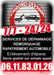 Remorquage automobile