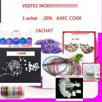 Boutique d accessoires creation bijoux loisirs creatifs