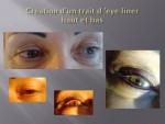 Tatouage eye-liner -maquillage permanent - Orléans- Loiret 3