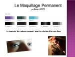 Tatouage eye-liner -maquillage permanent - Orléans- Loiret 2