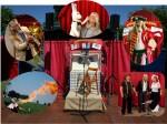 Animation de rue originale avec Mini-sono-podium-autonome
