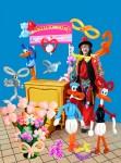 Clown'ette Sculpture Ballons Modelés NICOLE la CLOWNETTE