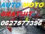 ENLÈVEMENT automoblile  gratuitement  0627577396