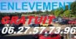 Destruction  automobile   enlèvement  gratuit  0627.57.73.96