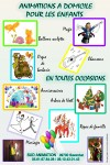 Animations pour enfants à domicile