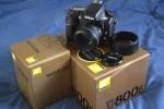 Nikon D800E de 2014