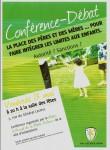 Conférence-débat soutien à la parentalité