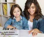 English native speaker Babysitter 1