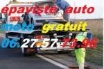 Epaviste RECUP AUTO MOTO ENLÈVEMENT 100°/. GRATUIT 2