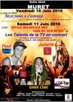 Les Talents de la TV en concert - le 11/06/2016 à 21h03