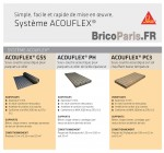 Sika acouflex GS 5 Franco de Port