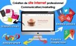 Création de site internet et communication adapté