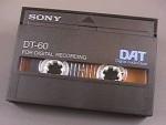 Transfert - Sauvegarde de cassette DAT audio en MP3 Pro 2