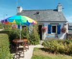 Petit gîte sur jardin clos en Bretagne, 30 min mer