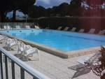 Cap d'Agde app.4pers. ,mai,juinpisc, tennis,p-pong,.plage