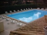 Cap d'Agde stud.cab. ,mai/juin4 pers pisc, tennis, plage