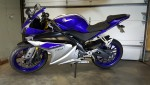 Yamaha YZF R125 2