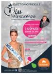 Election Miss Valenciennois 2017 à Petite Forêt